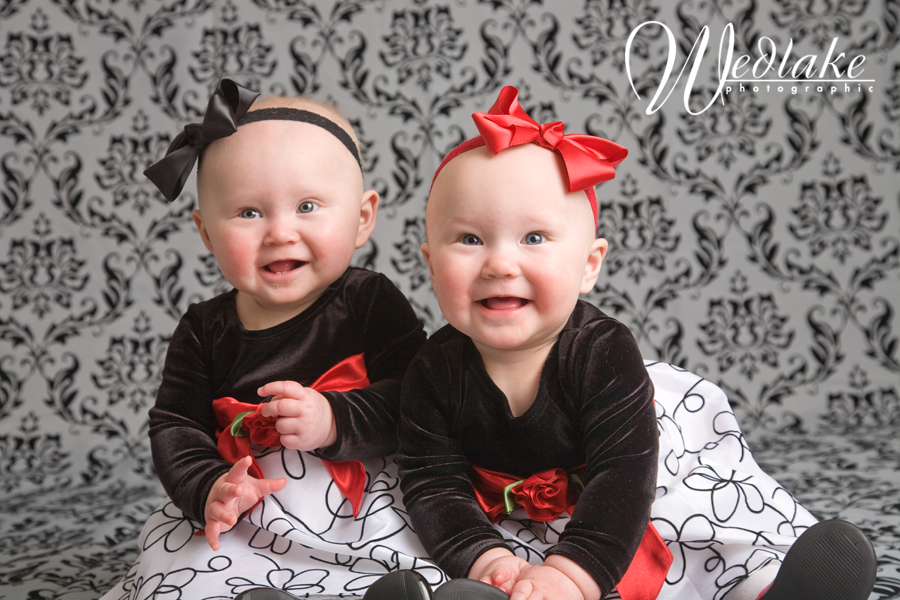 twin baby photographer denver