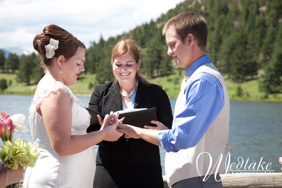 wedding photographer rocky mountain national park