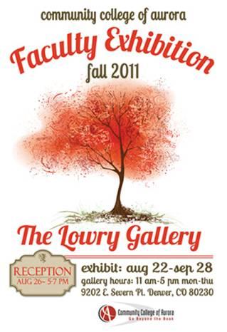 CCA Faculty Exhibition