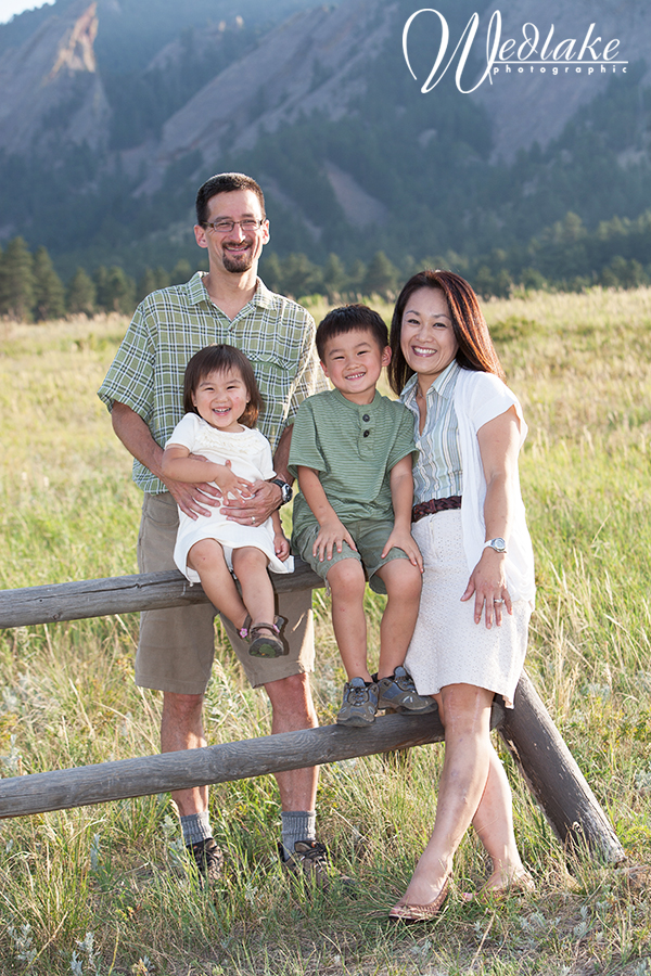 family photography boulder CO