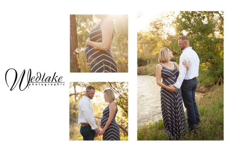 colorado pregnancy photo session
