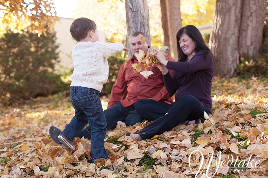 Golden CO family portrait photography
