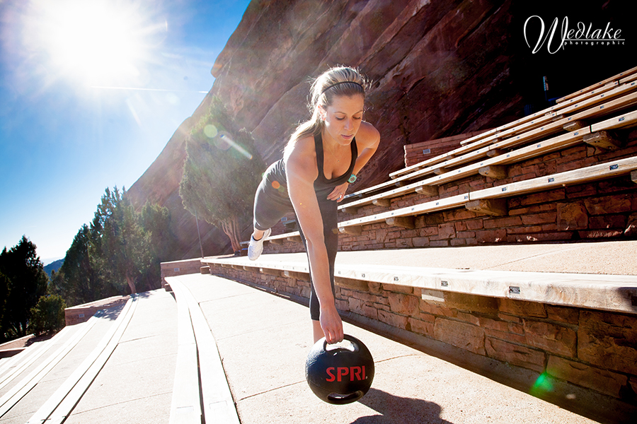 red rocks personal trainer
