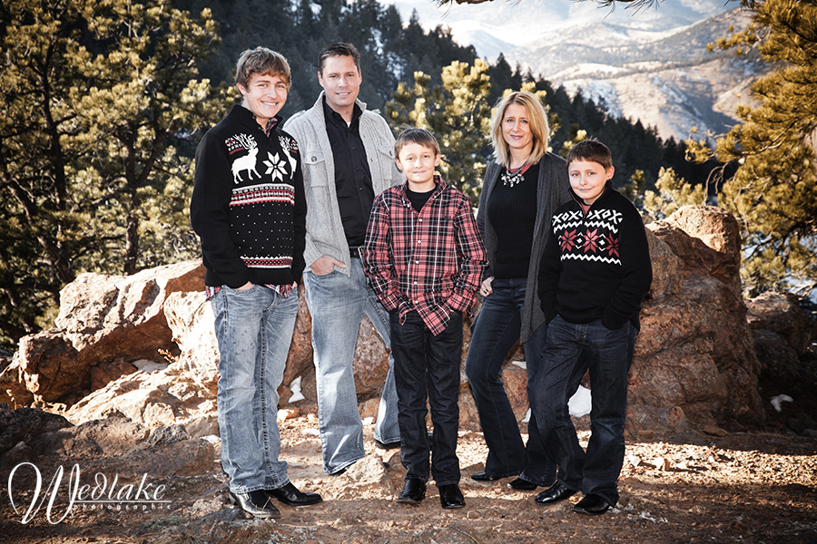 family photography golden co