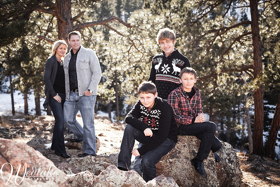golden co family photography