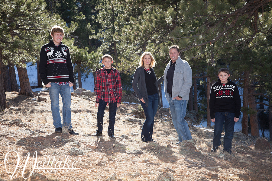golden colorado family photographer