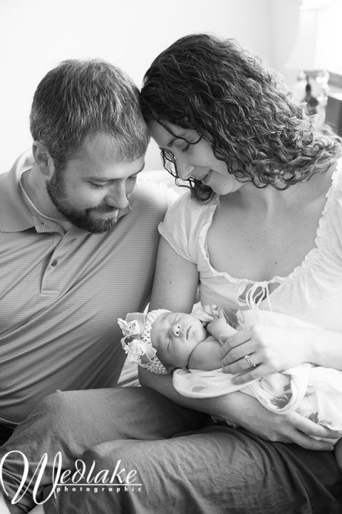 Newborn Baby Photographer Denver
