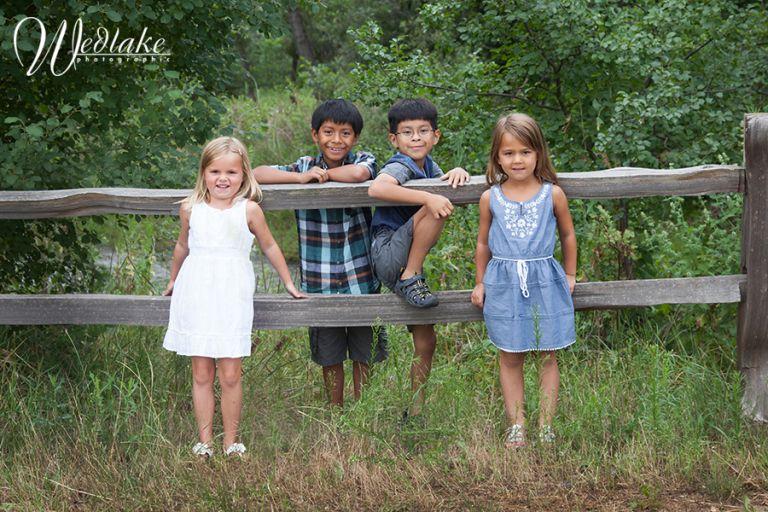 Denver childrens portrait photography