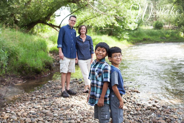 denver outdoor family photography