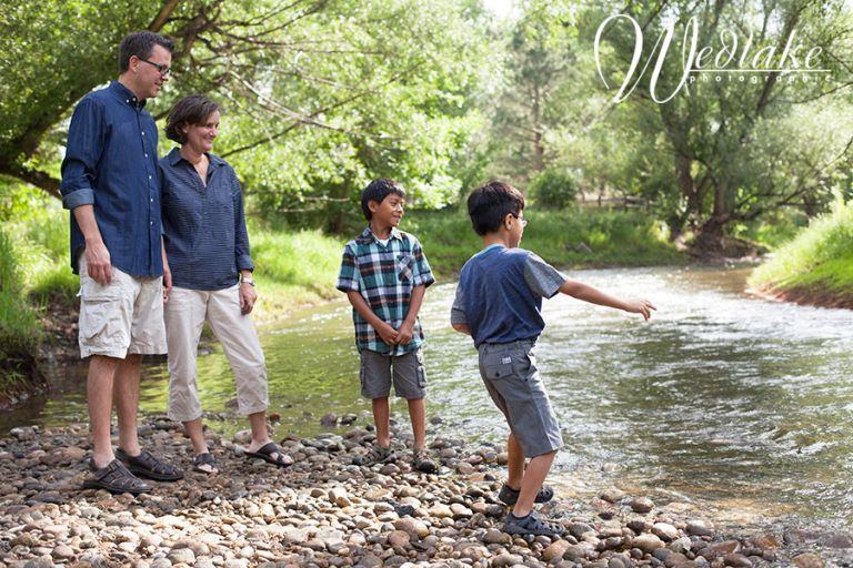 lifestyle family photography denver