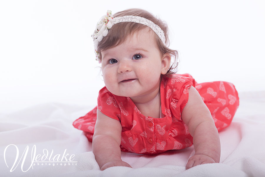 6 month old baby picture