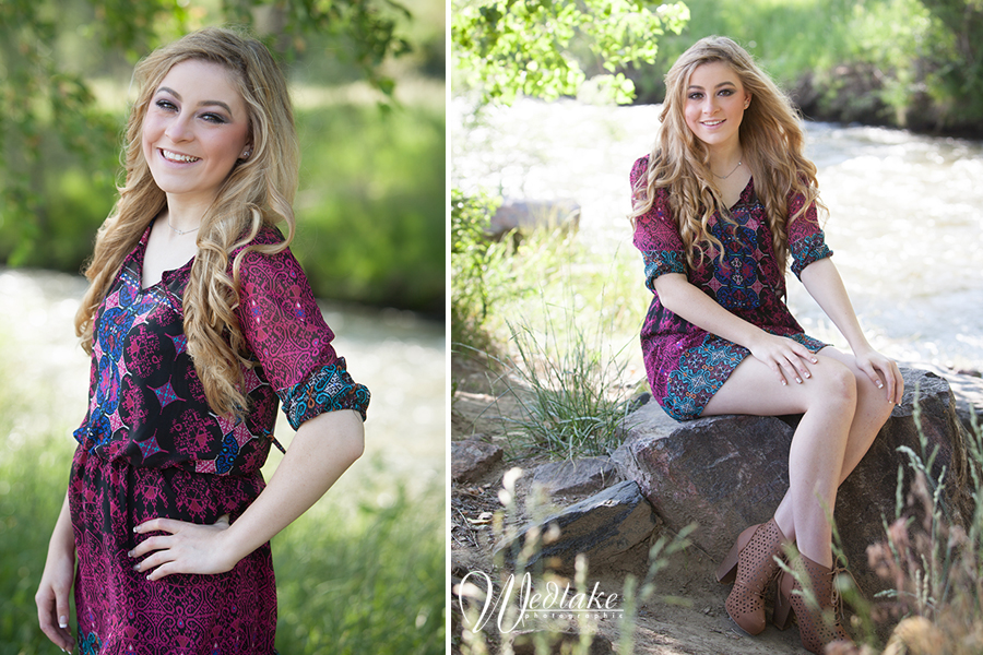 Wheat Ridge CO Senior Pictures