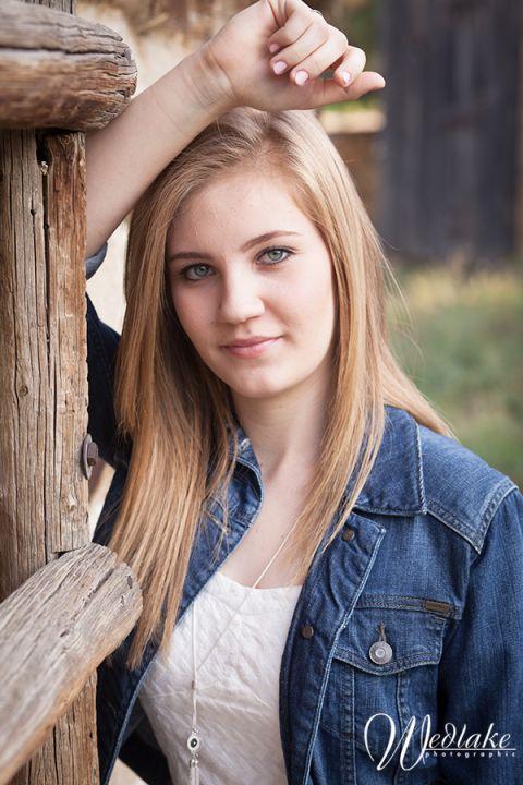 Senior Portrait Photography Golden CO