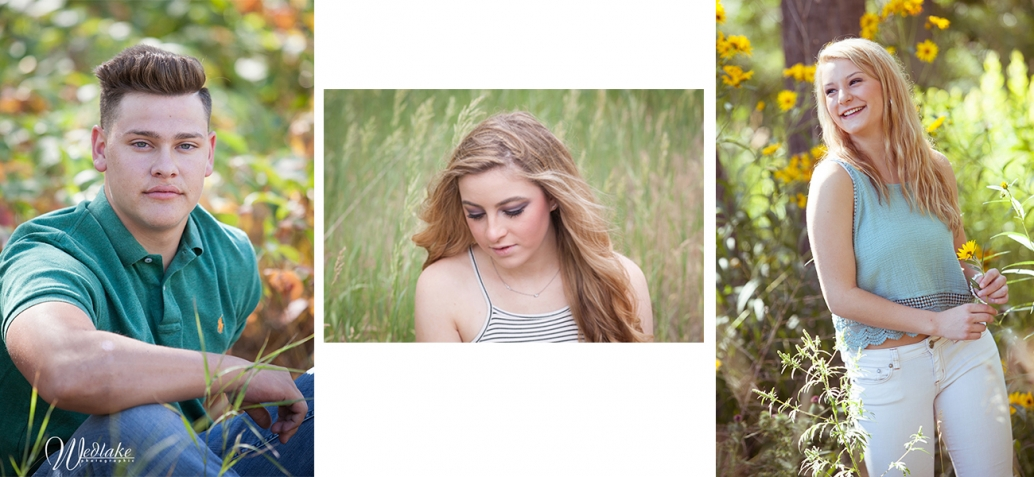 Top 5 Looks for Senior Pictures