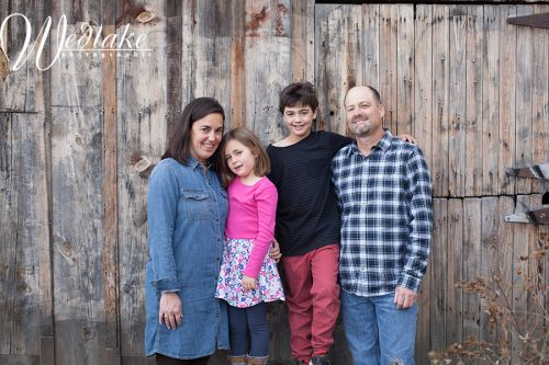 boulder barn family photography