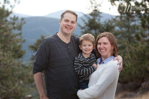 Arvada Family Photography Mountains