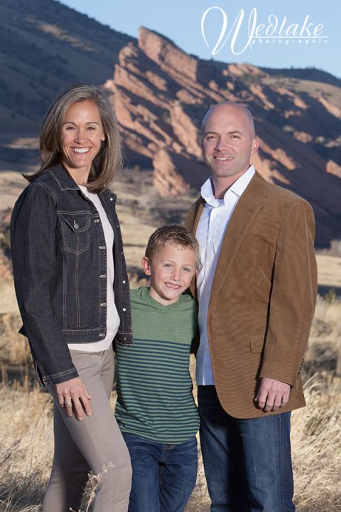 Family Portraits Mount Falcon