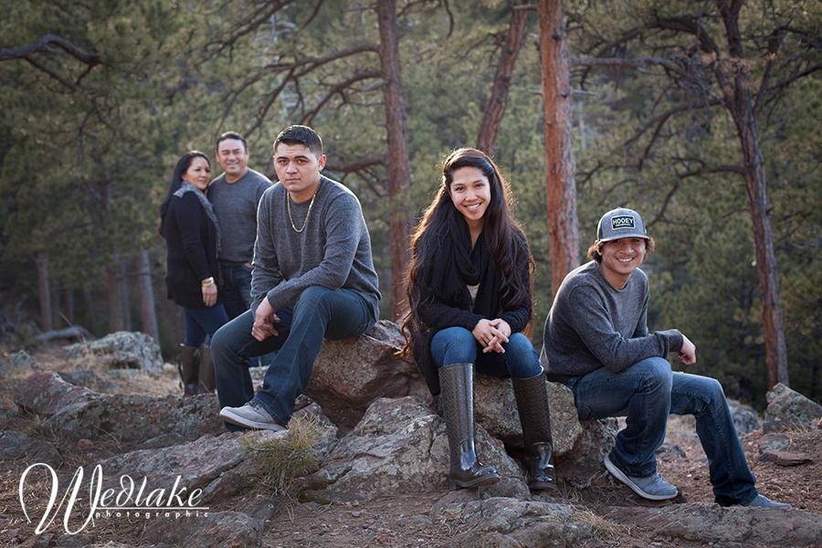 creative family photographer Golden CO
