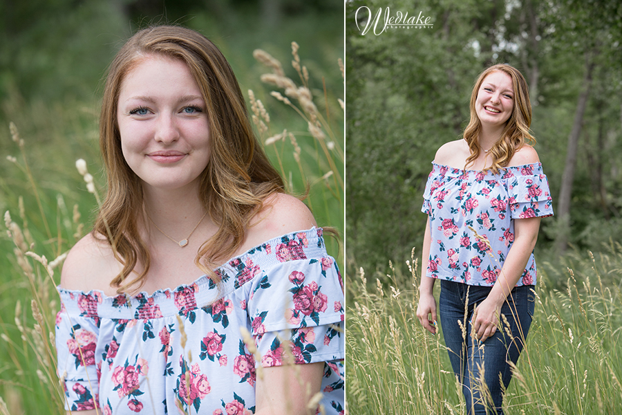 Senior Session Prospect Park Wheat Ridge