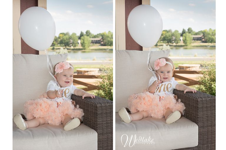 one year old photography