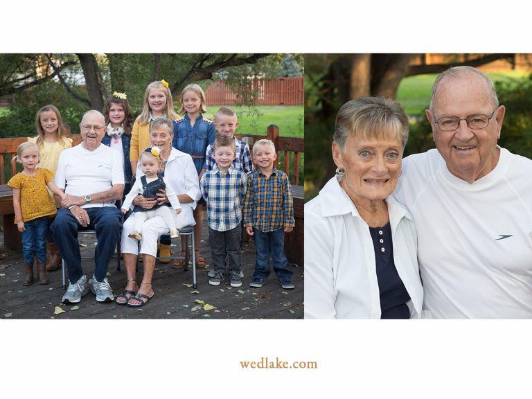 Great Grandparents Portrait