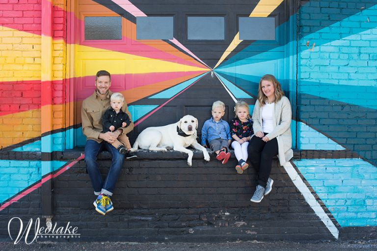 RiNo Denver Family Photography