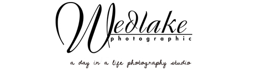 Wedlake Photographic logo